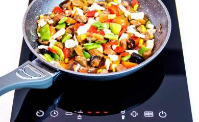 Crystal GM. cocina induccion portatil