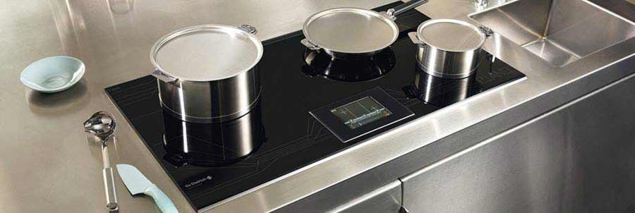 Cocina de inducción ventajas