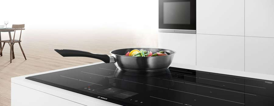 placas de cocina bosch con flex induccion