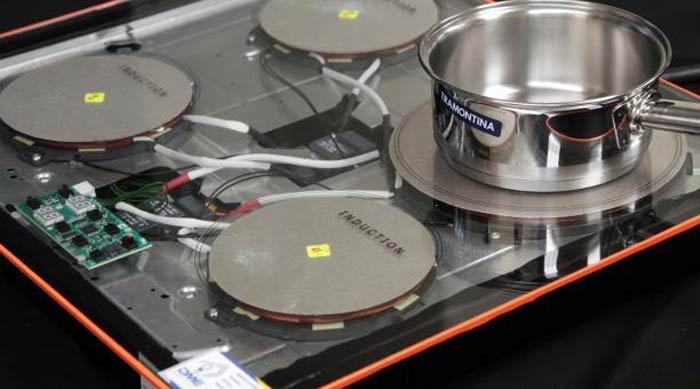 Tecnología de las placas de inducción para cocinas