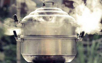 Cocinar al vapor: Ventajas y beneficios