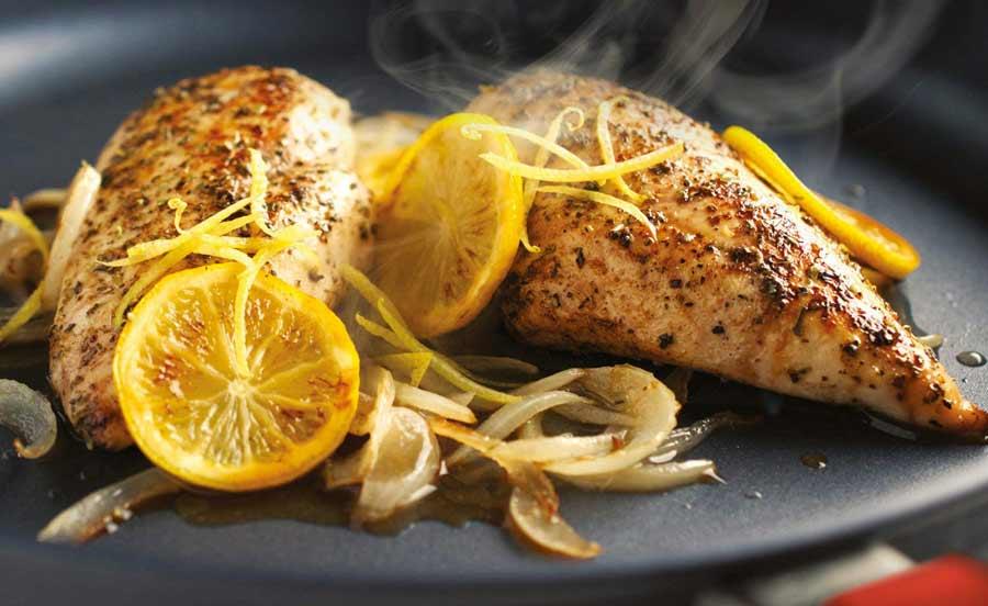 Como cocinar sin aceite