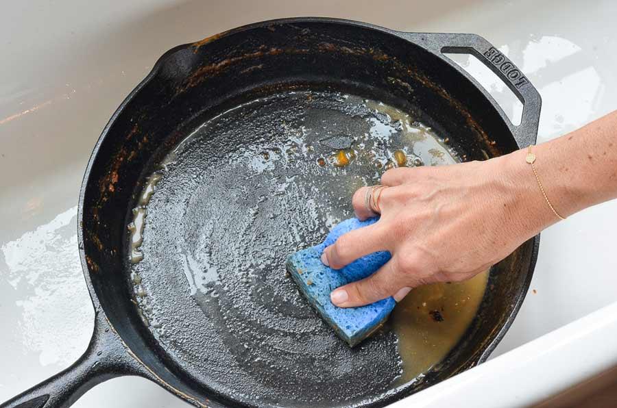 Como limpiar sartenes
