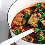receta de rabo de toro