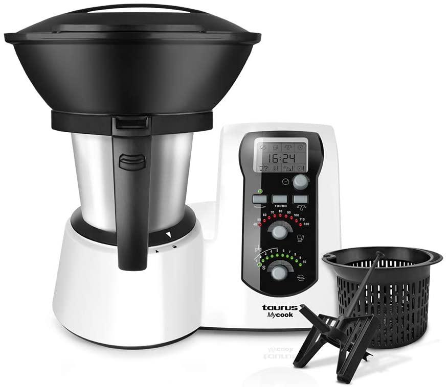 Opiniones robot cocina Taurus MyCook