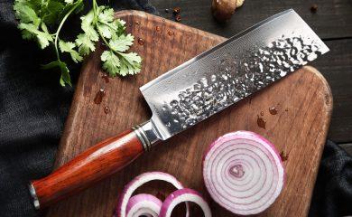 cuchillos Nakiri Usuba