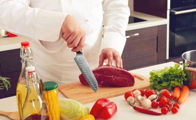 cuchillos-Santoku