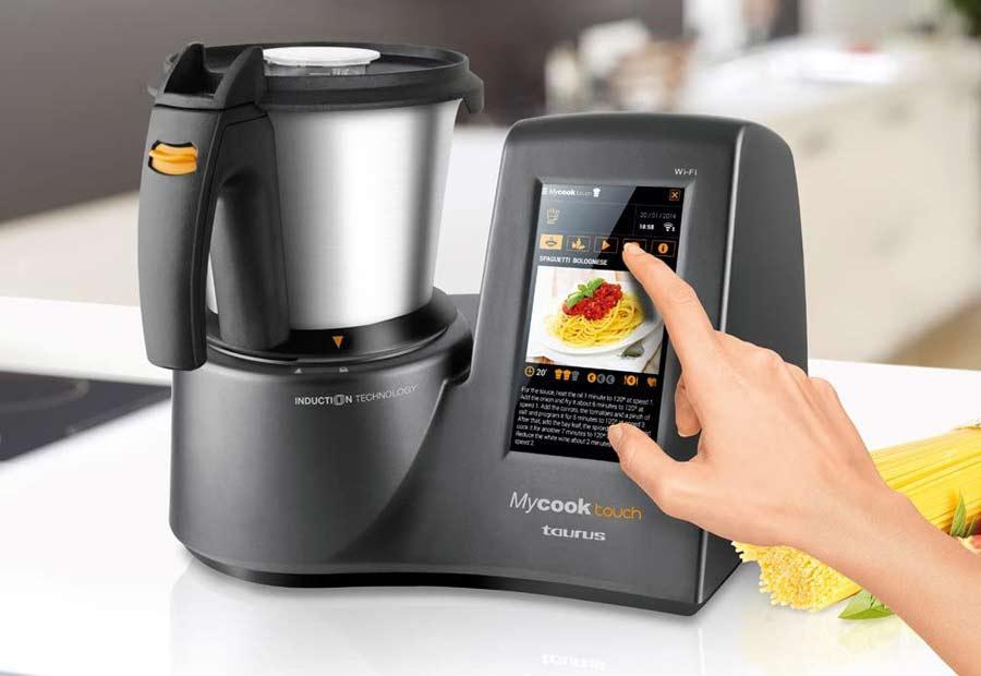 Robot de cocina Taurus MyCook Opiniones