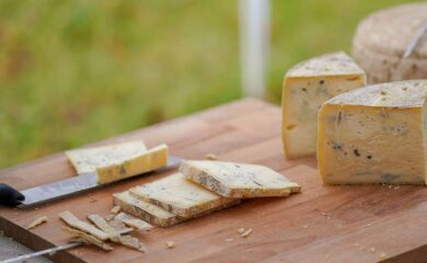 Como cortar quesos. Trucos y consejos