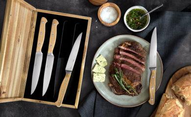 mejores cuchillos para carne