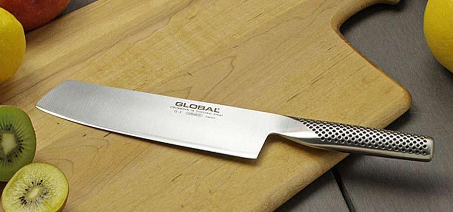 mejores cuchillos Global