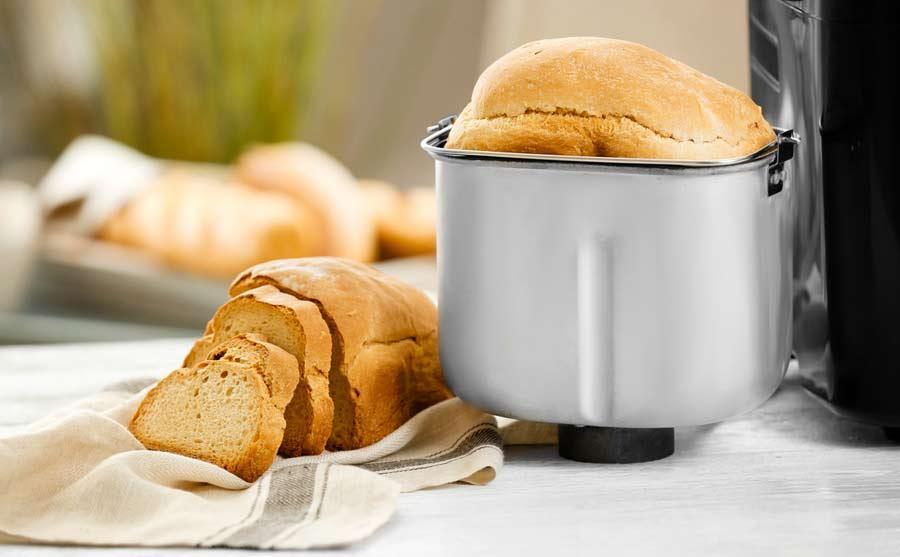 Como hacer pan en panificadora