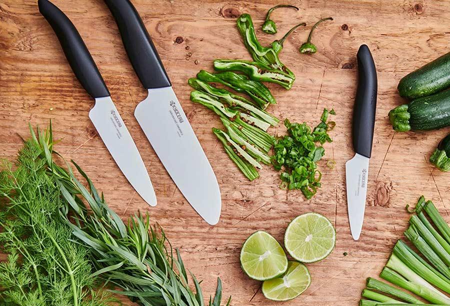 mejores cuchillos para verduras. ¿qué modelo comprar?