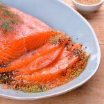 Cómo hacer salmón marinado. La receta clásica del salmón marinado