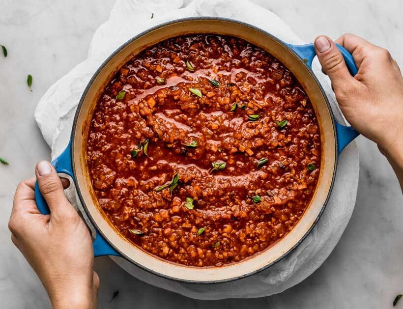 Como hacer salsa boloñesa
