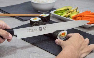 Mejores Cuchillos para zurdos. ¿cual comprar?