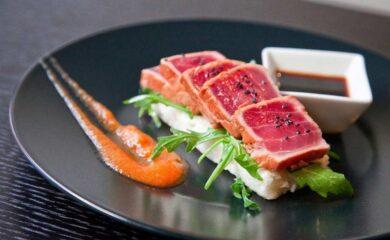 Tataki de atún rojo. Como prepararlo. 3 recetas súper fáciles