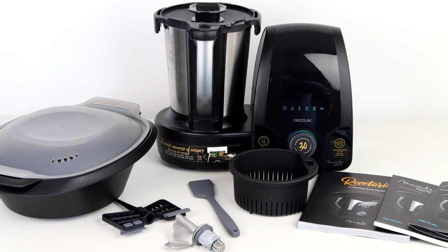 Robot Cocina Cecotec Mambo 10070