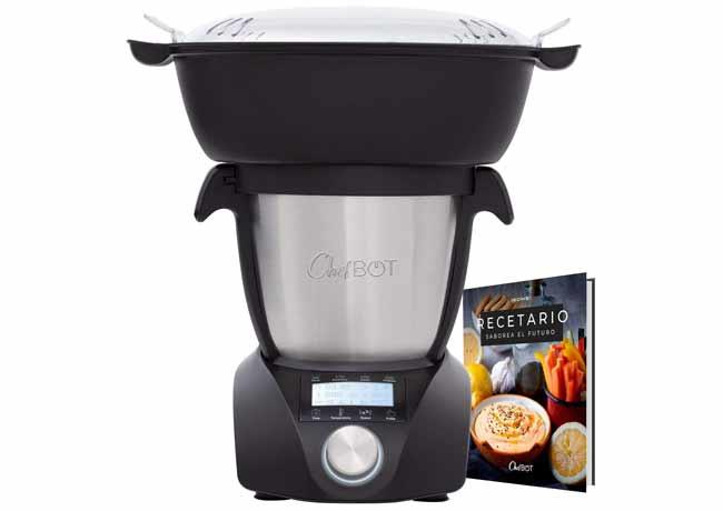 Ikohs Chefbot Compact Steampro. Opiniones y precio
