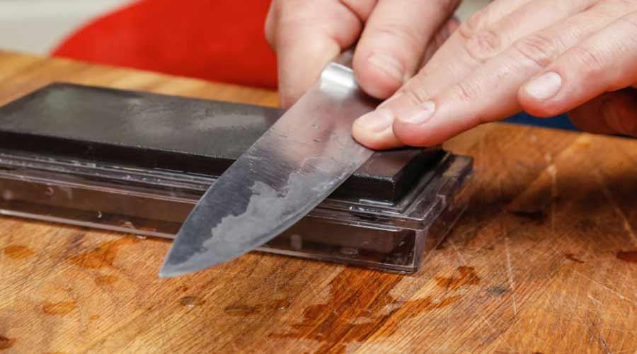 Como afilar cuchillos de cocina
